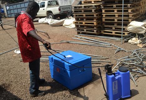 Ebola Death Toll Rises to 66 as Virus Hits Guinea Capital | Ebola outbreack | Scoop.it