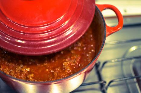 Classic Italian Ragu Recipe   lona81   Scoop.it