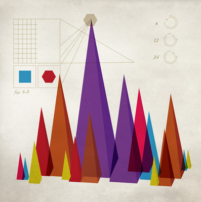 Beautiful, Nonsensical Infographics by Chad Hagen | Other Topics | Scoop.it