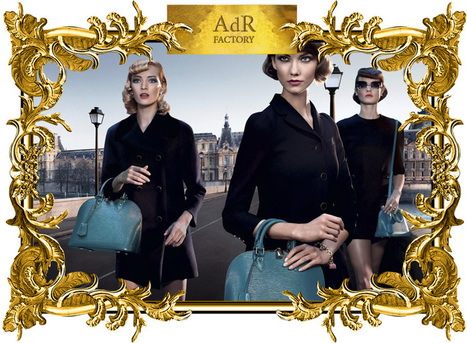 Louis Vuitton bag by Steven Klein | ANNA DELLO RUSSO | LouisVuitton | Scoop.it