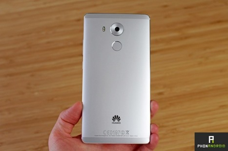 Huawei Mate 8 : test complet | Téléphone Mobile actus, web 2.0, PC Mac, et geek news | Scoop.it