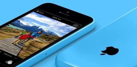El iPhone 5c, un teléfono correcto pero con un precio complicado - RTVE | celulares | Scoop.it