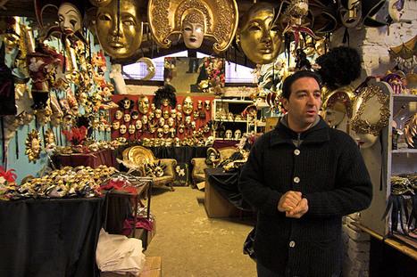 El Carnaval y las máscaras venecianas: artesanía en crisis | Circus | Scoop.it