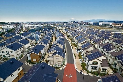 Welcome to Fujisawa, the self-sufficient Japanese smart town | Technoculture | Scoop.it