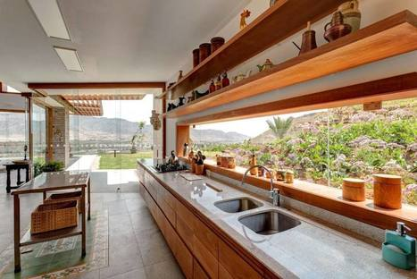 Cuisine sur vue, au Pérou | Arkitektura xehetasunak | Scoop.it