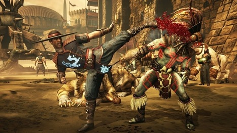 Mortal Kombat X: Official Launch Trailer Goes Chop Suey | Playstation 4 (PS4) - PS4.sx | Playstation 4  |  PS4.sx | Scoop.it