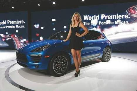 Porsche puts its new Macan SUV on centre court - The National | Porsche Universe | Scoop.it