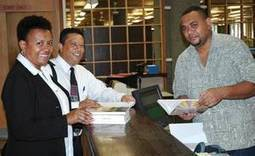 USP Library: Library/Information Studies | Libraries in Samoa | Scoop.it