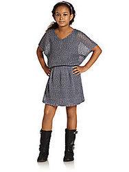 Ella Girl - Girl's Willow Dress - Saks Fifth Avenue Mobile | kid dress | Scoop.it