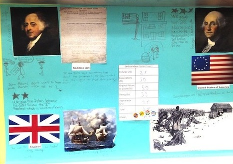 History Poster Projects as Assessment Tools | Education | Scoop.it