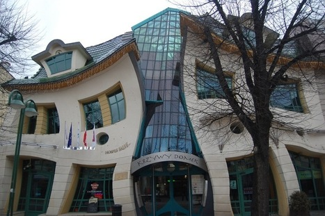 "Top 33 World's Strangest Buildings (sorted by 4.520 visitors votes) | ""Out of the Box"" 