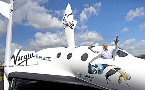 NBC launching 'Space Race' reality show with Mark Burnett - Inside TV   Music for Television   Film   Adverts   Scoop.it