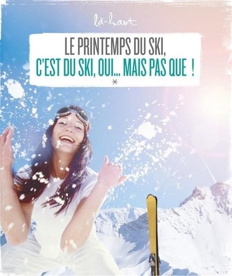 Evolution de l'activité touristique dans les stations de montagne françaises. | World tourism | Scoop.it
