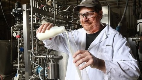 Simple process extends milk's shelf life by weeks | The future of medicine and health | Scoop.it