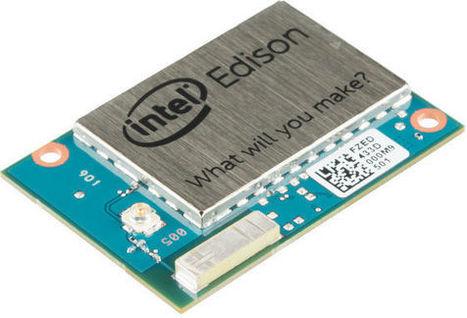 Intel Edison Board: Getting Started – WiFi - Digit | Arduino, Netduino, Rasperry Pi! | Scoop.it