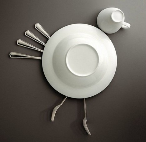 Dishes – Jean-Francois De Witte   Order and, or Disorder   Scoop.it