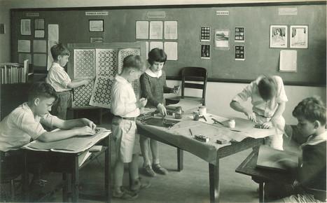 Pensar con las manos | Educadores innovadores y aulas con memoria | Scoop.it