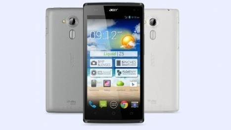 Acer Liquid Z5 - Mobile Technology | Mobitech Best Reviews | Scoop.it