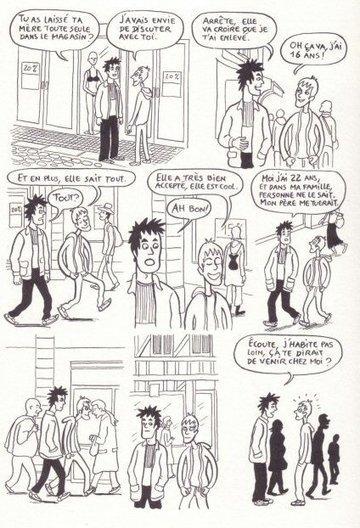 L'homosexualité dans la bande dessinée européenne (2/3) | Mariage pour tous, art et culture | Scoop.it