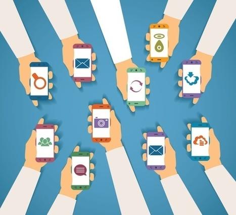 2015 : les marketeurs misent sur le mobile et les réseaux sociaux | stratégie marketing des PME | Scoop.it
