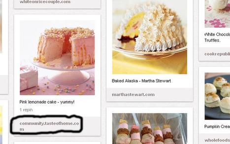12 Things to Avoid When Pinning | A Pinterest Tutorial | Pinterest and Facebook Tweaking | Scoop.it