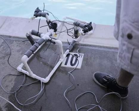 Underwater robots unite Alisal, Harden students - The Salinas Californian | ScubaObsessed | Scoop.it