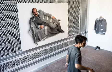 A Canvas of Turmoil During Istanbul Biennial | Mom, am I barbarian? 13th Istanbul  Biennial... | Scoop.it