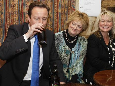 The 'unhealthy' drinking culture of MPs isn't a private matter - it also impacts on public policy (UK) | Alcohol & other drug issues in the media | Scoop.it