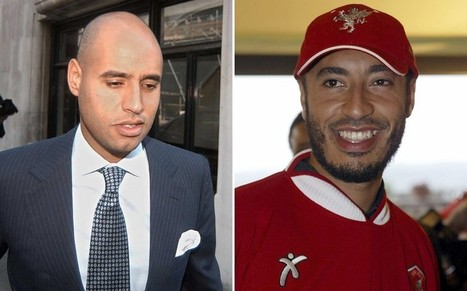 Football stars to give evidence at trial of Gaddafi brothers - Telegraph | Saif al Islam | Scoop.it