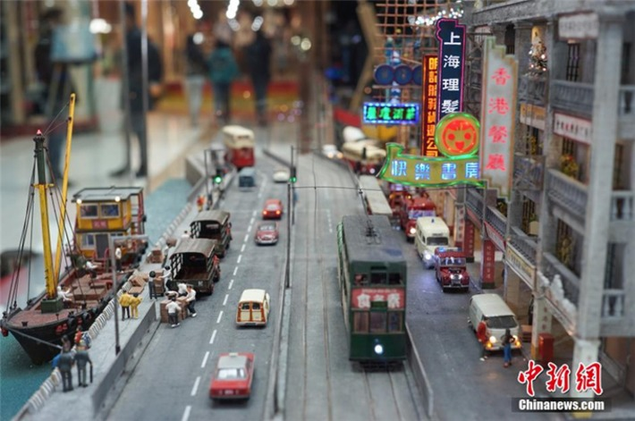 Exposition : Hong Kong en miniature | French China | Kiosque du monde : Asie | Scoop.it