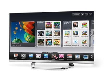 LG Admits Smart TVs Spied On Users - InformationWeek   Criminal Justice in America   Scoop.it