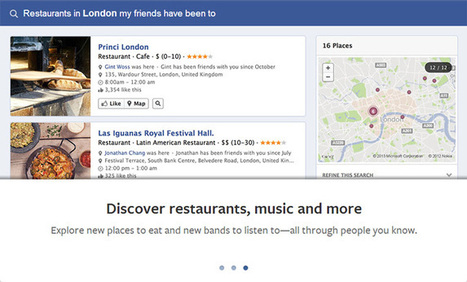 Optimising Business Pages for Facebook Graph Search | SM | Scoop.it
