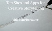 Ten Sites and Apps to Inspire Creative Writing (@rbyrne) | AdLit | Scoop.it