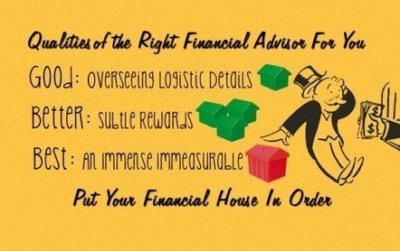 """""""Good, Better and Best"""" Advisor Value 