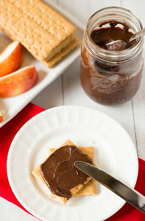 Homemade Nutella Recipe   Brown Eyed Baker   Plant Based Nutrition   Scoop.it