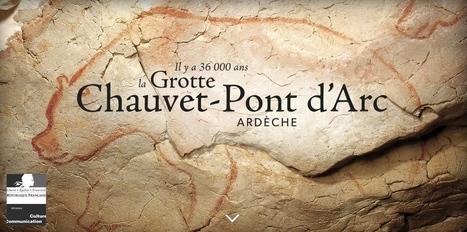 La Grotte Chauvet. Un beau site pour une magnifique découverte archélogique | Les outils du Web 2.0 | Scoop.it