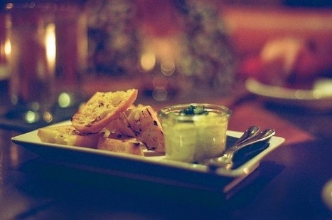 Recette de verrine de crabe aux fines herbes, crackers, mayonnaise (Etats-Unis) | DOSSIER SPÉCIAL DETOX | Scoop.it