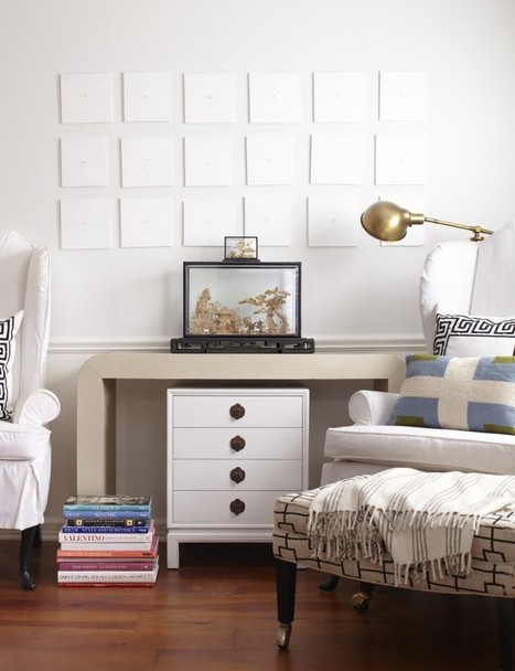 Faux Fancy:  10 Ways to Turn Old, Busted Decor into New Luxe Hotness | MyCoop General | Scoop.it