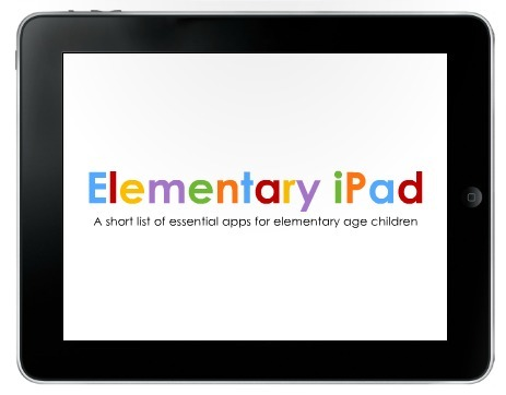 Teaching & Learning: Elementary iPad | The Martin Institute | Scoop.it