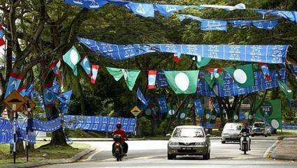 Malaysia GE13: Over 1500 hopefuls vying for seats - Straits Times | GE13 | Scoop.it