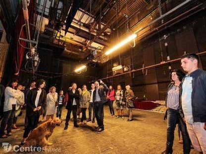 Nevers : Dans le cadre de sa rénovation, le théâtre municipal va bénéficier d'équipements de pointe | Revue de presse du CAUE de la Nièvre | Scoop.it