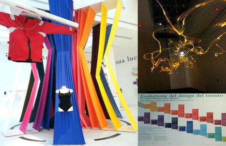 Textile Vivant: dall'11 settembre al 9 novembre la mostra del tessile alla Triennale di Milano | Fiere di artigianato | Scoop.it