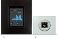 Domotique, Interrupteur, écran tactile - électricité, eau, gaz - LEGRAND   Electric Metering   Scoop.it