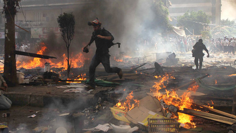 Four journalists killed covering Egypt clashes | Egyptian Protests 2013 | Scoop.it