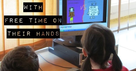 """10 sites for students to explore during """"free time"""" by Matt Miller   http-www-scoop-it-t-the-magic-kite-ett   Scoop.it"""