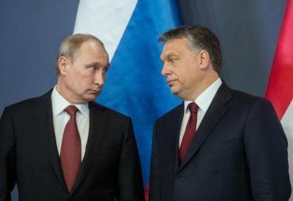 HONGRIE-RUSSIE • Avec Orbán, Poutine trouve à qui parler à Budapest | Union Européenne, une construction dans la tourmente | Scoop.it