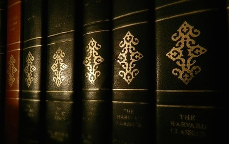 Read the World's Best Books for Free With The Harvard Classics | Read Read Read | Scoop.it
