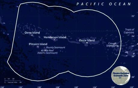 Une réserve marine dans le Pacifique | Environnement et développement durable, mode de vie soutenable | Scoop.it