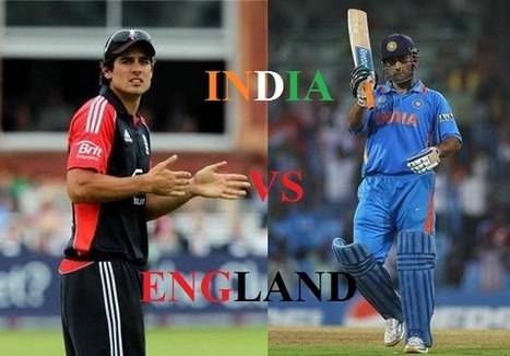 India vs England Final Live Score | sports News | Scoop.it