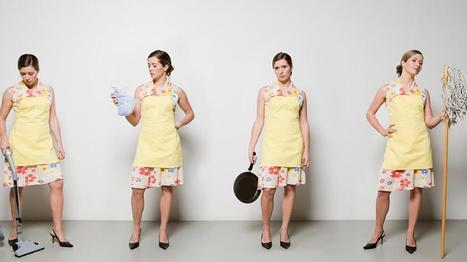 Tener un marido implica 7 horas de trabajo extra para una mujer | Genera Igualdad | Scoop.it